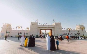 الصورة: الصورة: مهرجان الشيخ زايد..  حضارات في ضيافة الإمارات