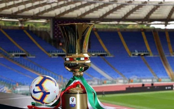 الصورة: الصورة: إنتر ونابولي ويوفنتوس إلى ربع نهائي كأس إيطاليا بشق الأنفس