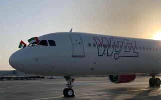الصورة: الصورة: ويز إير أبوظبي تفتتح رحلاتها غداً بأسعار تبدأ من 129 درهماً