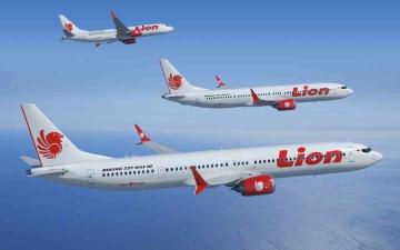 الصورة: الصورة: إندونيسيا تأمر شركات الطيران بفحص طائرات بوينغ بعد تحطم إحداها