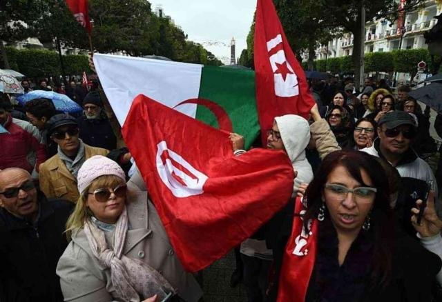 الجزائر وتونس .. وجه الأخوة المشرق في أوقات الشدة