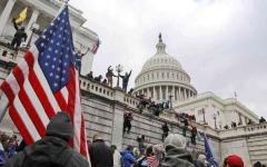 الصورة: الصورة: الادعاء الأمريكي يكشف تفاصيل مخيفة عن اقتحام الكونغرس