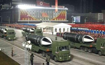 الصورة: الصورة: كوريا الشمالية تكشف عن أقوى سلاح في العالم