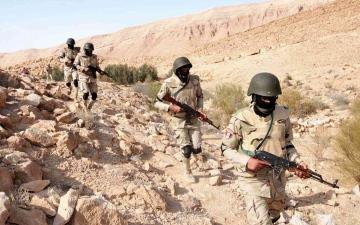 الصورة: الصورة: «حسم» و«ولاية سيناء» على قائمة الإرهاب الأمريكية