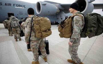 الصورة: الصورة: بناءً على رغبة ترامب.. خفض عدد قوات أمريكا في العراق وأفغانستان