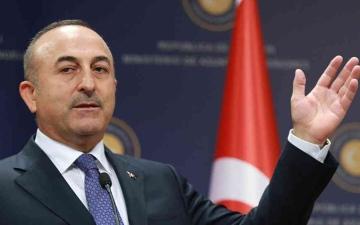 الصورة: الصورة: تركيا : مستعدون لتحسين العلاقات مع الإمارات ومصر