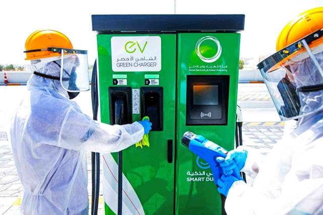 «كهرباء دبي» جهود مستمرة للقضاء  على «كوفيد 19»