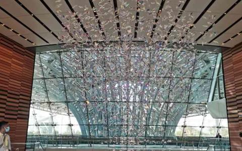 الصورة: الصورة: البيان تأخذكم في جولة داخل جناح الاستدامة في اكسبو 2020 دبي
