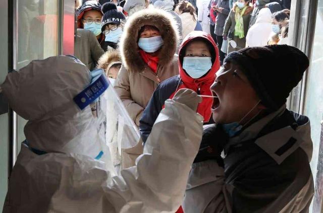 صورة الصين تبني مستشفى في 5 أيام مع زيادة إصابات كورونا – كوفيد-19