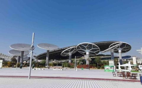 الصورة: الصورة: جناح الاستدامة في إكسبو يبدأ استقبال الزوار من 20 يناير حتى 10 إبريل وبسعر 25 درهماً