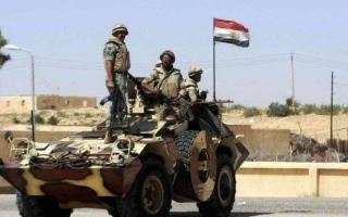 الصورة: الصورة: مصر توضح حقيقة مقتل مجند بحزام ناسف شمالي سيناء