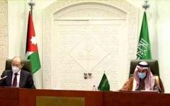الصورة: الصورة: وزير خارجية السعودية: المملكة تعيد فتح سفارتها في قطر الأيام المقبلة
