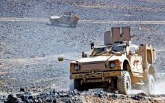 الصورة: الصورة: القوات المشتركة تصد أكبر هجوم حوثي على الدريهمي