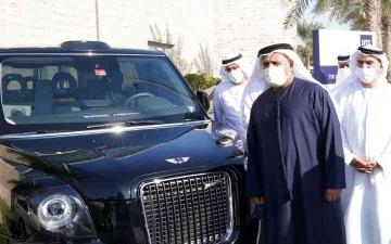 الصورة: الصورة: «طرق دبي» تطلق التشغيل التجريبي لـ «تاكسي لندن» فبراير المقبل
