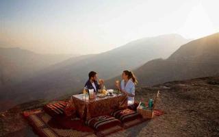 الصورة: الصورة: حفيت وجيس وحتا والرفيصة  تتصدر الوجهات السياحية في الإمارات