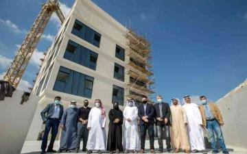 الصورة: الصورة: 90 % الإنجاز في مبنى «الصحفيين»