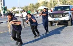 الصورة: الصورة: ختام «الشرطة للياقة والتحدي» برأس الخيمة