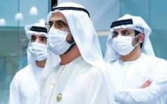 الصورة: الصورة: محمد بن راشد: الإمارات دولة الأمن والأمان للجميع