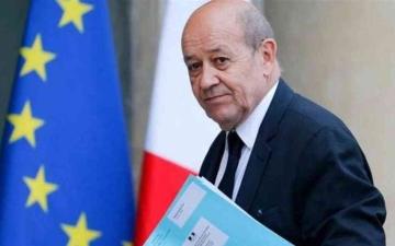 الصورة: الصورة: وزير الخارجية الفرنسي: إيران تعمل على بناء قدرات نووية