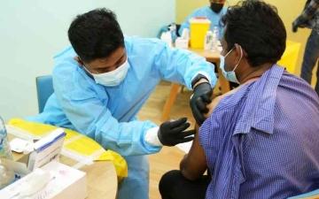 الصورة: الصورة: «أبوظبي التقني» يدشن 3 مراكز جديدة لإعطاء لقاح «كوفيد 19»
