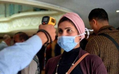 الصورة: الصورة: مصر تسجل 887 إصابة جديدة بكورونا و 54 حالة وفاة