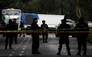 الصورة: الصورة: مقتل 5 أشخاص في هجوم مسلح بمكسيكو سيتي
