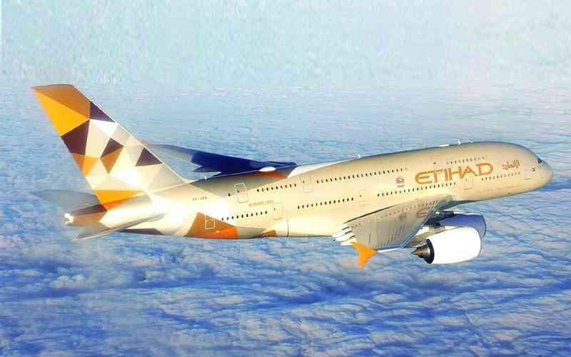 الصورة: الصورة: «الاتحاد للطيران» تحدد عدد المسافرين بين أبوظبي وسيدني مؤقتاً