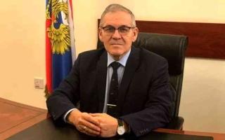 الصورة: الصورة: سفارة الإمارات في موسكو تعزي في وفاة السفير الروسي