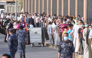 الصورة: الصورة: 83 ألف مقيم غادروا الكويت بشكل نهائي خلال 3 أشهر