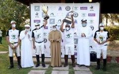 الصورة: الصورة: «غنتوت» بطل كأس جمعية الإمارات للبولو
