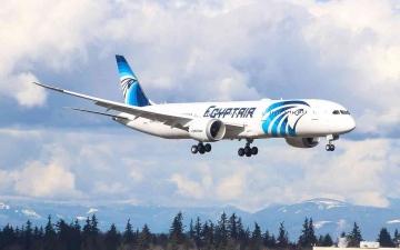 الصورة: الصورة: مصر تستأنف الرحلات الجوية إلى قطر بعد توقفها منذ 2017