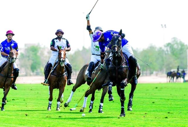 3 مباريات في انطلاق كأس سلطان بن زايد للبولو