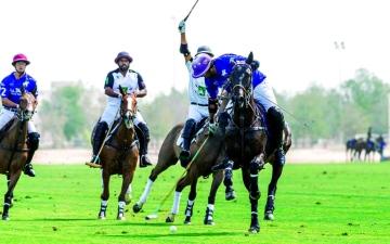الصورة: الصورة: 3 مباريات في انطلاق كأس سلطان بن زايد للبولو