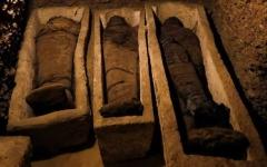 الصورة: الصورة: ما سر الزئبق الأحمر في المقابر الفرعونية؟