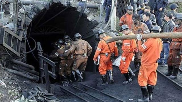 صورة محاصرون تحت الأرض منذ أسبوع .. ويطلبون مخللات – منوعات