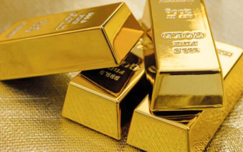 الصورة: الصورة: ارتفاع أسعار الذهب في ظل ضعف الدولار