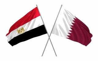 الصورة: الصورة: رسمياً.. مصر تعلن استئناف العلاقات الدبلوماسية مع قطر