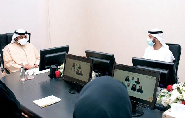 محمد الشرقي يؤكد أهمية دعم مبادرات الشباب
