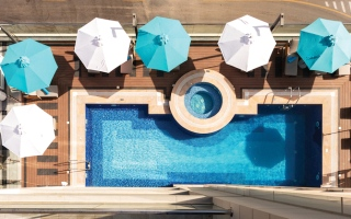 الصورة: الصورة: افتتاح «إدج كريك سايد» في خور دبي