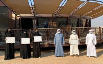 الصورة: الصورة: «شكراً لعطائك» يعتمد 50 مبادرة في يوبيل الإمارات الذهبي