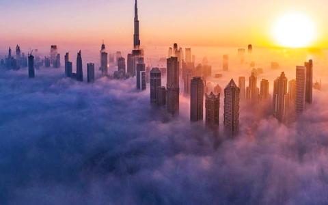 الصورة: الصورة: شروق دبي