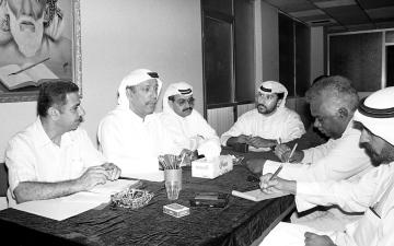 الصورة: الصورة: «كتاب الإمارات» منارة ثقافة تثريها رؤى الاتحاد