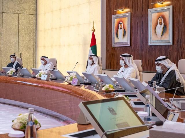 محمد بن راشد يترأس مجلس الوزراء ويعتمد الإطار العام للاستراتيجية الإعلامية للإمارات