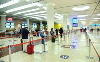 الصورة: الصورة: نصيحة للمسافرين عبر مطار دبي الدولي