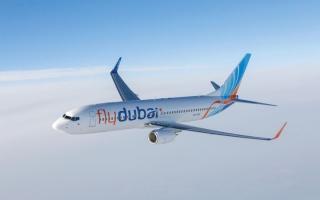 فلاي دبي تعلق رحلاتها إلى إسرائيل