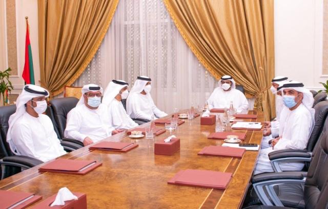 محمد الشرقي: حريصون على دعم الاقتصاد الوطني