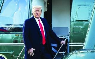 استطلاع: أغلبية أمريكية تؤيّد منع ترامب تولي أي منصب