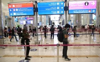 دبي الثالثة عالمياً في خيارات المسافرين