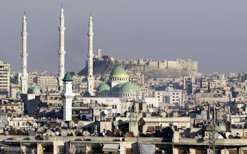 الصورة: الصورة: حلب المدينة الجريحة