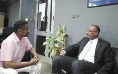 الصورة: الصورة: المستشار الاقتصادي لرئيس الوزراء السوداني لـ«البيان»: سياسة الدعم قضت على الاحتياطات النقدية